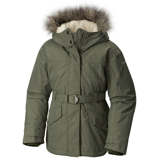Columbia Carson Pass Jacket Jr - Cypress