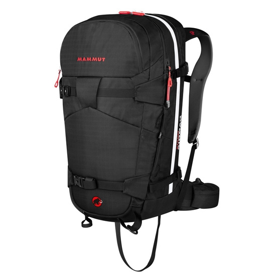 Mammut Ride Removable Airbag 3.0 - Black