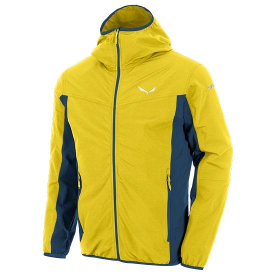 Salewa Puez Tullen Jacket - Kamille Yellow