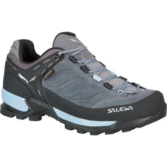 Salewa Mtn Trainer GTX W - Charcoal/Blue Fog