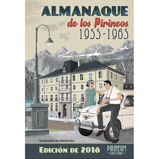 Ed. Pirineum Almanaque de los Pirineos 1955-1965 -