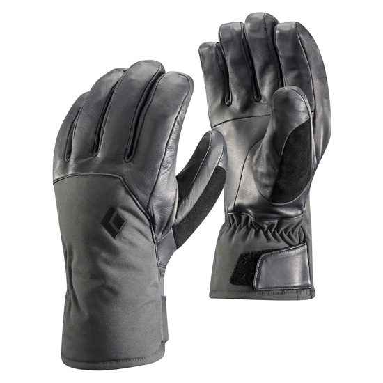 Black Diamond Legend Glove - Smoke