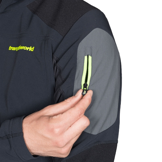 Trangoworld Peyrol Jacket - Photo of detail