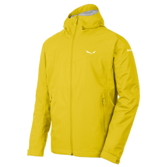 Salewa Puez (AQUA 3) Powertex Jacket - Kamille Yellow