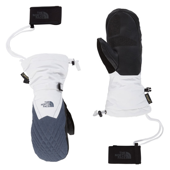 orth Face Montana Montana Montana GTX Mitten W TNF White/Grisaille Grey Heather T9334D 8NJ/ d67fa4