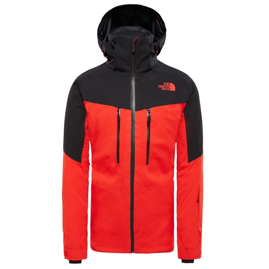 The Con Relleno North Jacket Face Impermeables Chakal rUrwOH