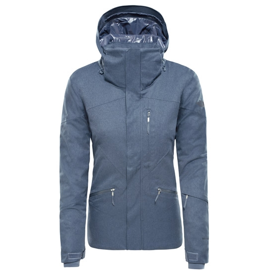 The North Face Lenado Jacket W - Grisaille Grey Heather