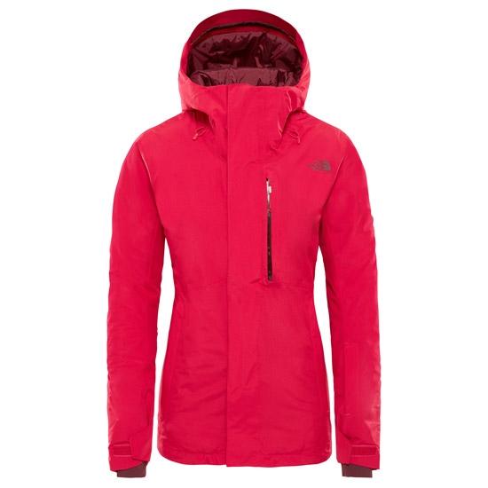 The North Face Descendit Jacket W - Cerise Pink