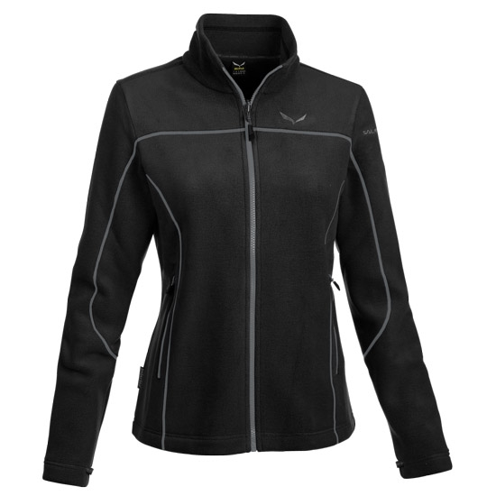 Salewa Fanes Buffalo PL Full Zip W - Black Out