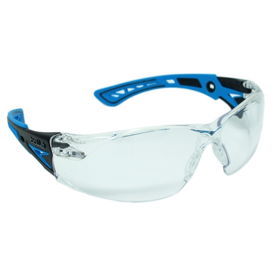 Bolle Safety Rush+ Azul/Negro -