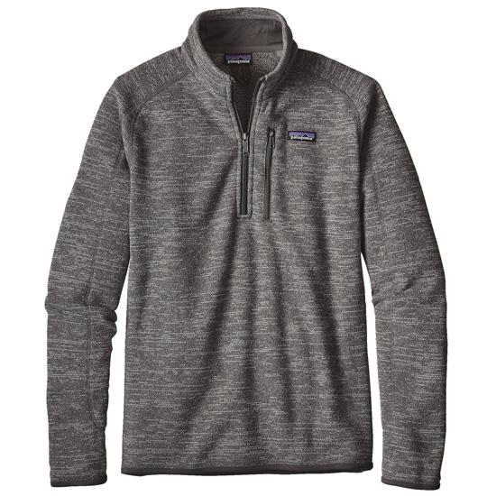 Patagonia Better Sweater 1/4 Zip - Nickel