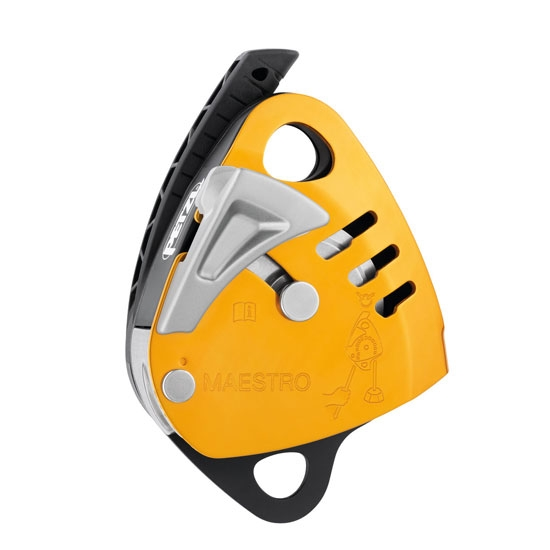 Petzl Maestro S - Yellow