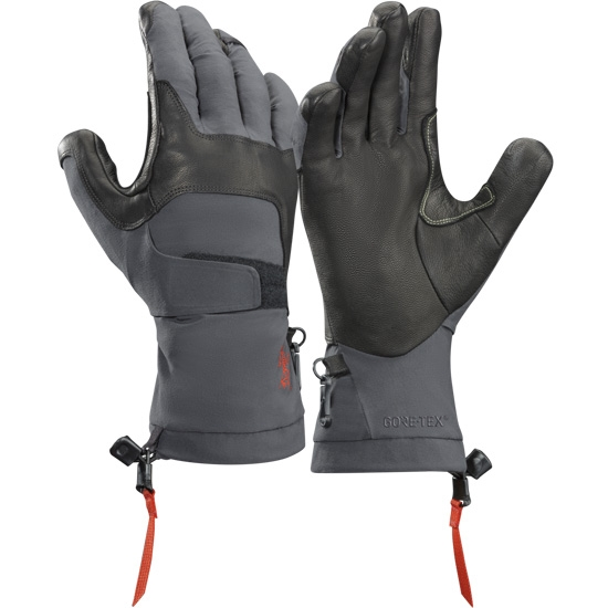 Arc'teryx Alpha FL Glove - Graphite
