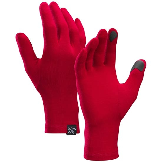 Arc'teryx Gothic Glove - Radicchio
