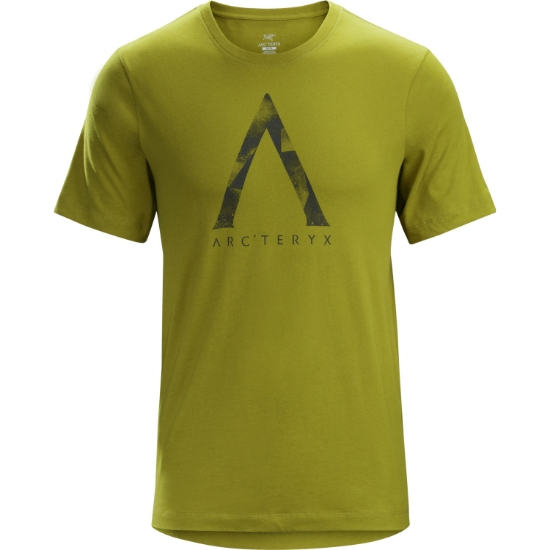 Arc'teryx Megalith T-Shirt - Olive Amber