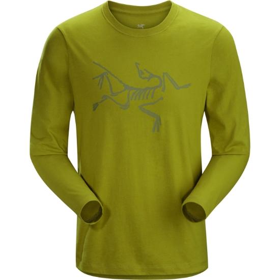 Arc'teryx Archaeopteryx LS T-Shirt - Olive Amb