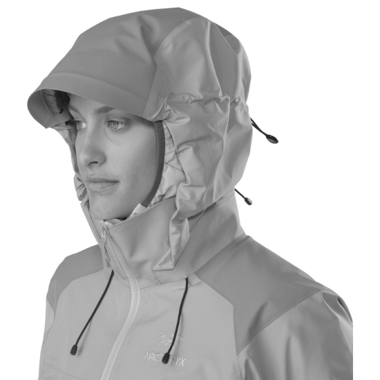 Arc'teryx Beta Ar Jacket W - Detail Foto