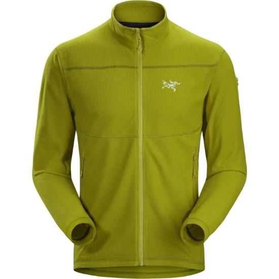Arc'teryx Delta LT Jacket - Olive Amber