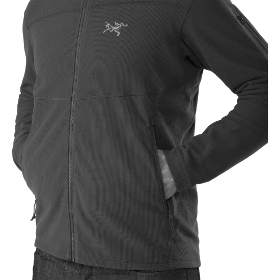 Arc'teryx Delta LT Jacket - Photo de détail