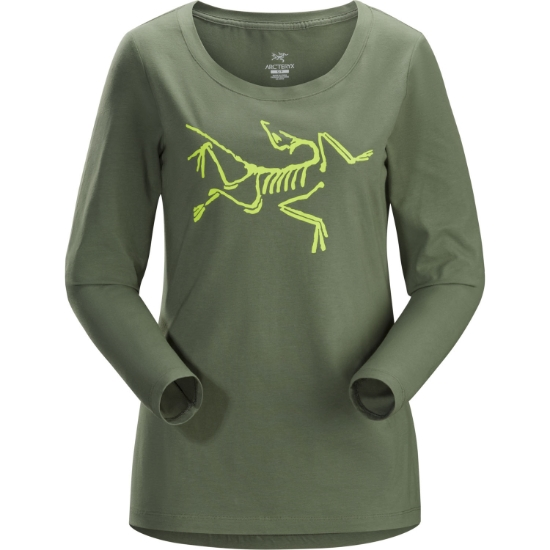 Arc'teryx Archaeopteryx LS T-Shirt W - Shorepi