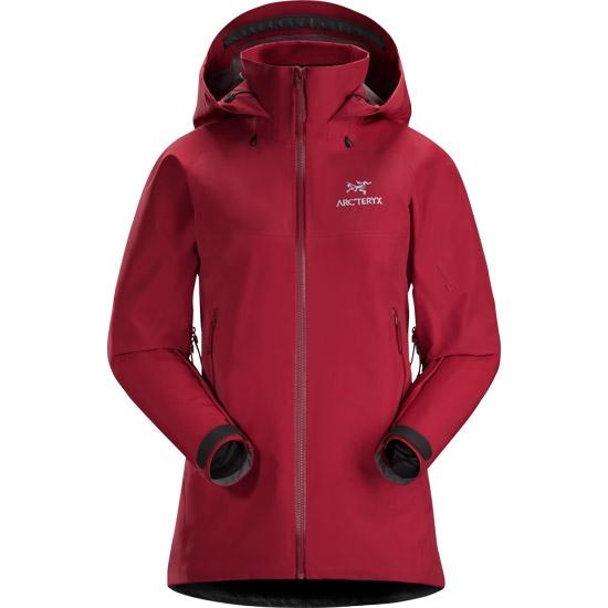 Arc'teryx Beta Ar Jacket W - Pomegranate