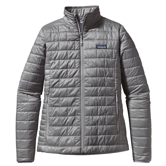 Patagonia Nano Puff Jacket W - Feather Grey
