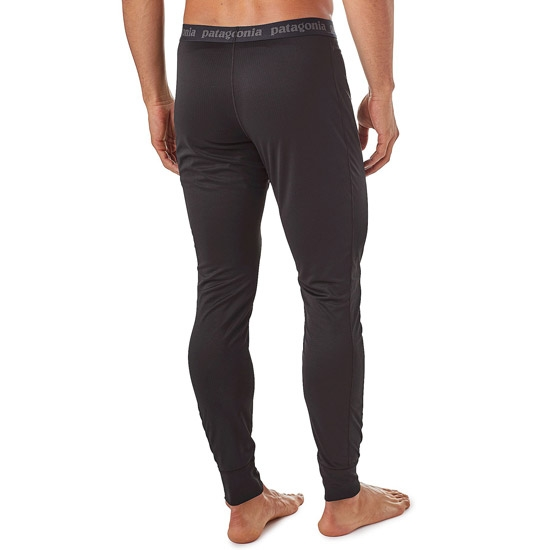 Patagonia Capilene® Midweight Bottoms - Photo of detail