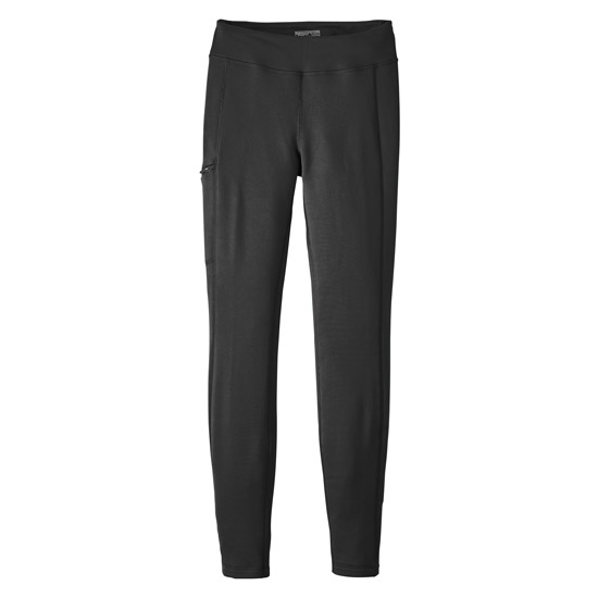 Patagonia Crosstrek Fleece Bottoms W - Black