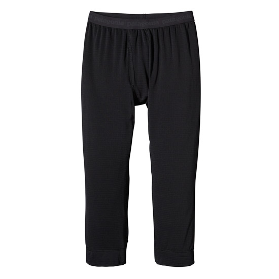 Patagonia Capilene® Length Bottoms - Black