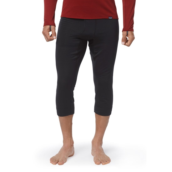 Patagonia Capilene® Length Bottoms - Photo of detail