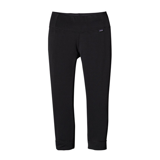 Patagonia Capilene® Length Bottoms W - Black
