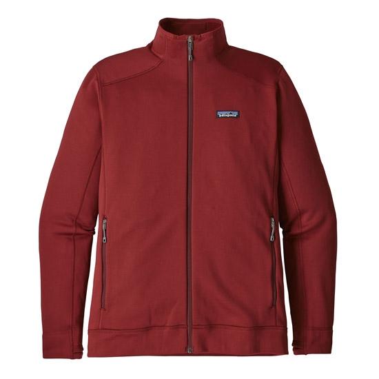 Patagonia Crosstrek Fleece Jacket - Oxide Red