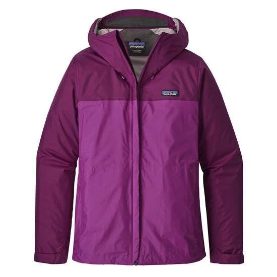 Patagonia Torrentshell Jacket W - Geode Purple