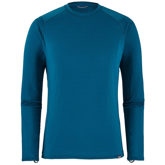 Patagonia Capilene® Thermal Weight Crew - Big Sur Blue