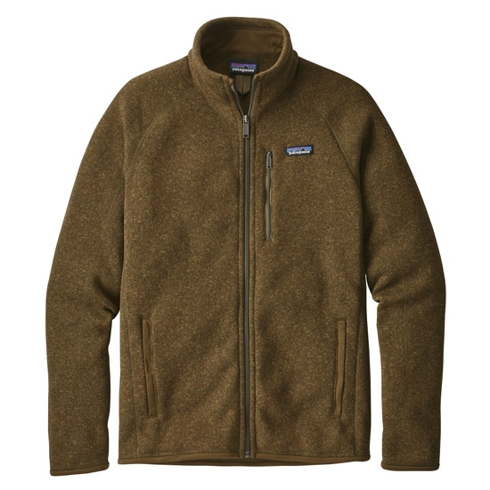 Patagonia Better Sweater Jacket - Sediment