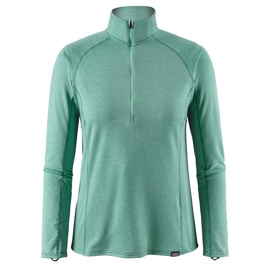 Patagonia Capilene® Midweight Zip-Neck W - Vjosa Green/Beryl