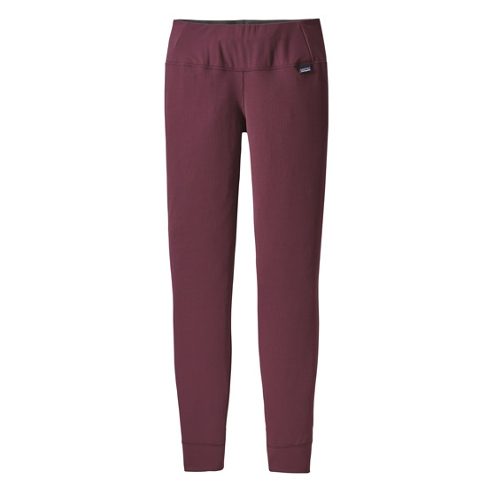 Patagonia Capilene® Midweight Bottoms W - Dark Currant