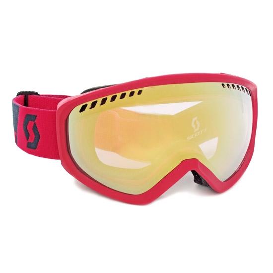 8a6c59e6504e Scott Faze Light S. Bronze Chrome - Adult - Goggles - Eyewear at ...
