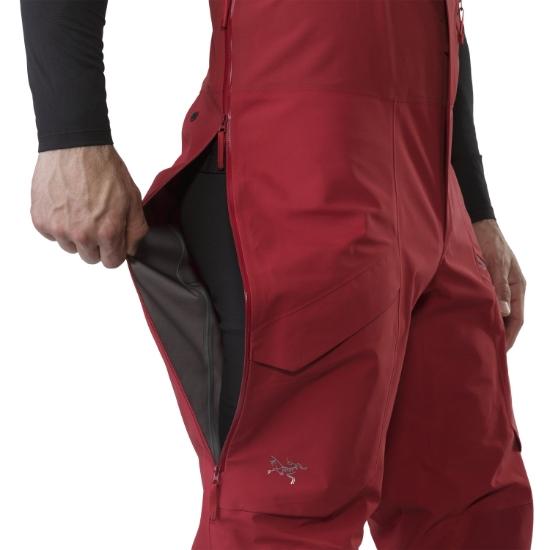 Arc'teryx Rush LT Pant - Detail Foto