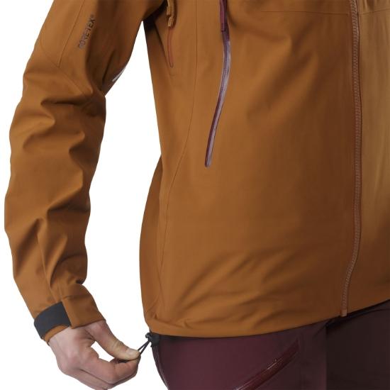 Arc'teryx Sentinel Jacket W - Detail Foto