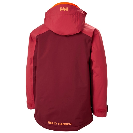 Helly Hansen Hillside Jacket Jr - Photo of detail