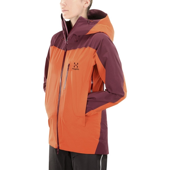 Haglöfs Niva Jacket W - Photo de détail