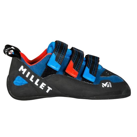 Millet Cliffhanger - Electric Blue/Orange