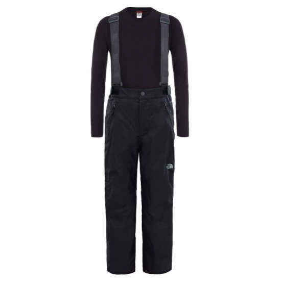 The North Face Snow Sus Plus Pant Youth - Black