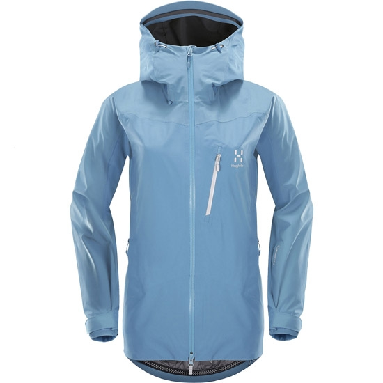 Haglöfs Niva Jacket W - Blue Fox
