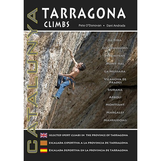 Ed. Pod Climbing Tarragona Climbs 2ª ed. -