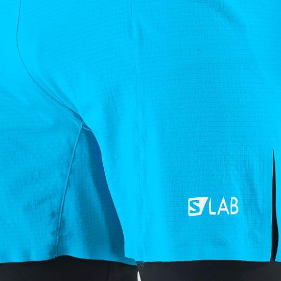 Salomon S-lab S/Lab Short 6 - Photo of detail
