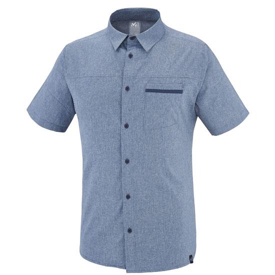 Millet Arpi Shirt Ss - Ink