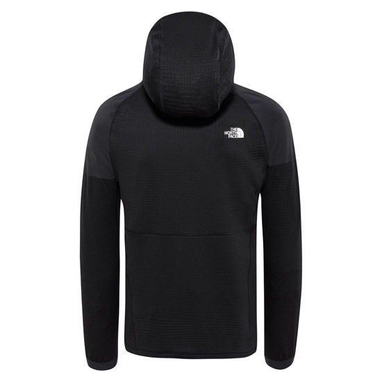 The North Face Impendor Grid Hoodie - Detail Foto