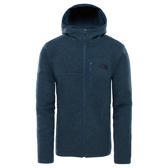 The North Face Gordon Lyons Hoodie - Shady Blue Heather